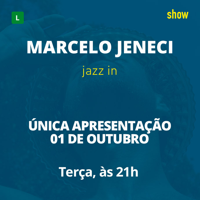 Marcelo Jeneci - Jazz In
